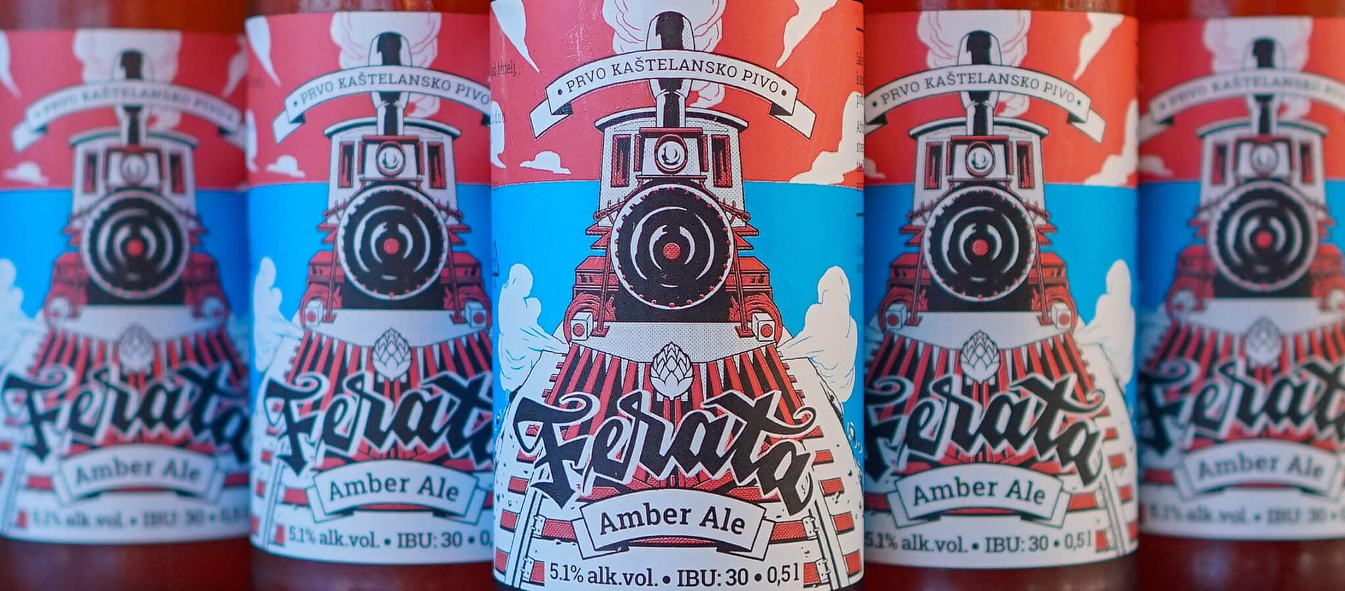Kaštelanska craft pivovara s dušom
