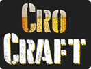 Cro Craft Split logo